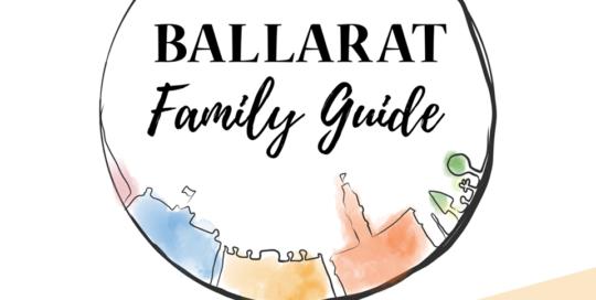 Ballarat Family Guide logo